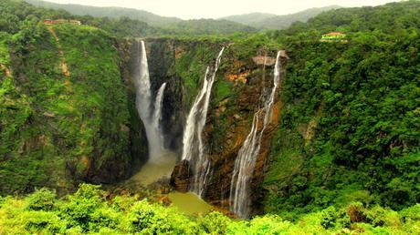 Monsoon Trip to Jog Falls