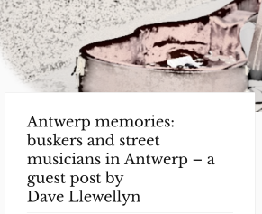 This weekend in Antwerp: 14th, 15th & 16th September