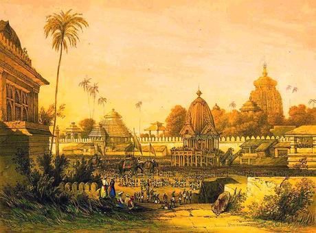 Jagannath Rath Yatra Festival