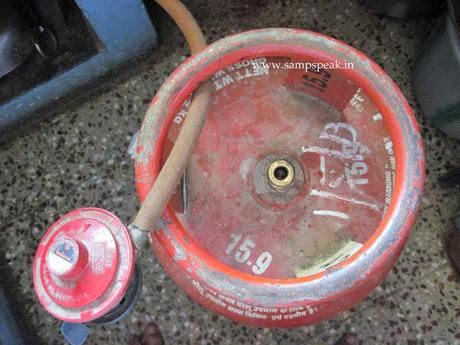 Dial 1800-2333-555 when there is Gas leakage – Great Service.
