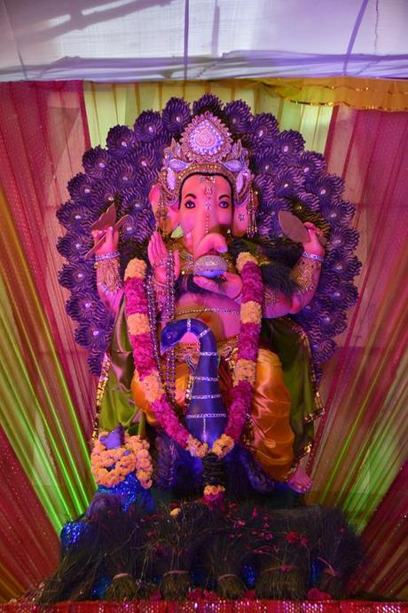Sri vinayaga Chathurthi Celebrations @ Chennai 2018