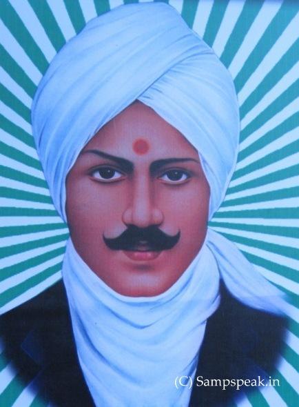 Remembering Mahakavi Subramanya Bharathiyar ~ 12th Sept 1921