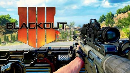 Call of Duty Blackout gameplay