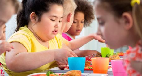 Could discrimination cause obesity in children?