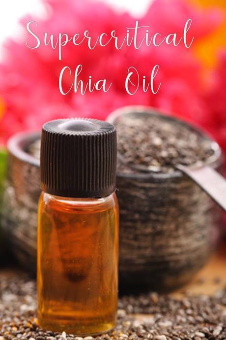 Supercritical Chia Oil
