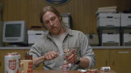 True Detective – Rust Cohle in 2012