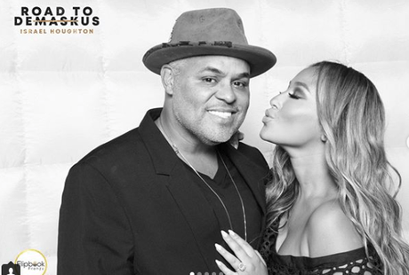 Israel and Adrienne Houghton Hosts 'Road To Demaskus' Listening Party
