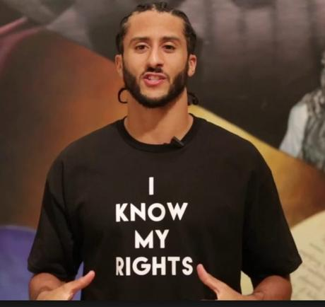 Colin Kaepernick: 'God Favored Him' In The Midst Of His Storm