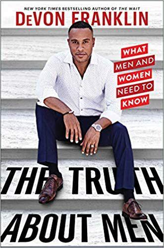 DeVon Franklin Reveals Cover For His New Book 'The Truth About Men'