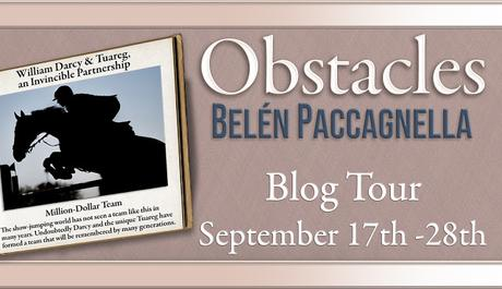 OBSTACLES BLOG TOUR - AUTHOR GUEST POST & GIVEWAY