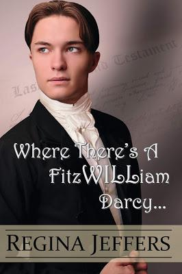 REGINA JEFFERS, MOURNING CUSTOMS IN REGENCY ENGLAND & WHERE THERE'S A FITZWILLIAM DARCY, THERE'S A WAY