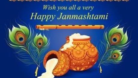 Happy Janmasthmi 2018