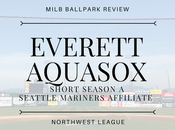 Everett Aquasox Northwest League Seattle Mariners Short Season