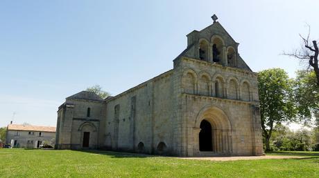 Gironde estuary cycle tour 4/4: Saint-Seurin-de-Cadourne alt=