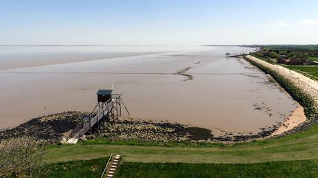 Gironde estuary cycle tour 3/4: Royan alt=