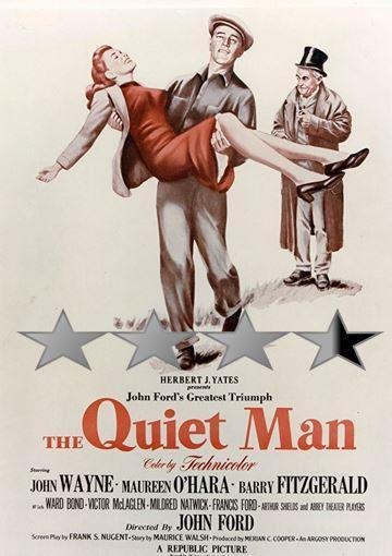 ABC Film Challenge – Romance – The Quiet Man (1952)