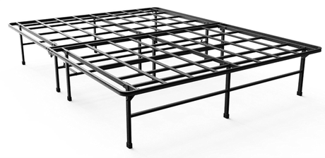 Best Bed Frame for Heavy Person – Extra Strong Bed Frame for 2018