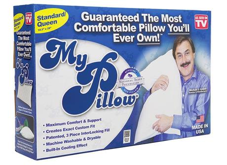 My Pillow Review: Is it Right for you?