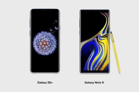 Galaxy S9 Plus Vs Galaxy Note 9 – Key Differences