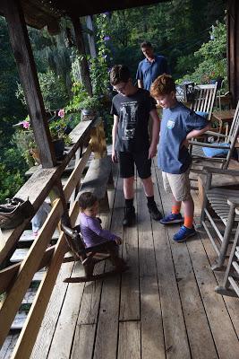 Josie and Her Boy Cousins