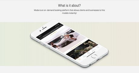 Moda Casting App Review: Demand Booking Platform to Hire Models Instantly