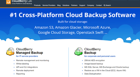 CloudBerry Backup Review: Easily Backup Business Data to the Cloud Storage