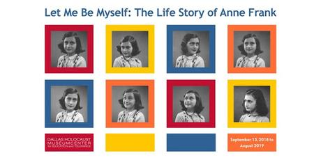 Let Me Be Myself: The Life Story of Anne Frank - Poster