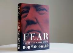 Author Bob Woodward's new book on Trump