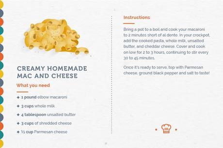 Image: Creamy Homemade Mac and Cheese recipe