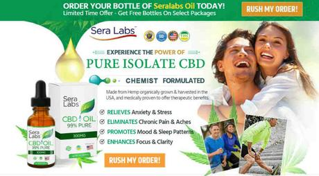 Seralab CBD Oil