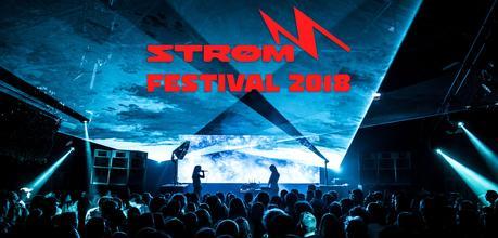 Strøm Festival 2018 – my visual diary