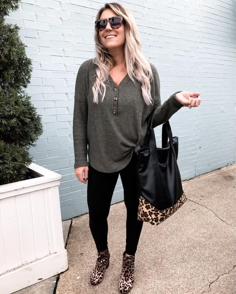 fall trend to try: leopard print