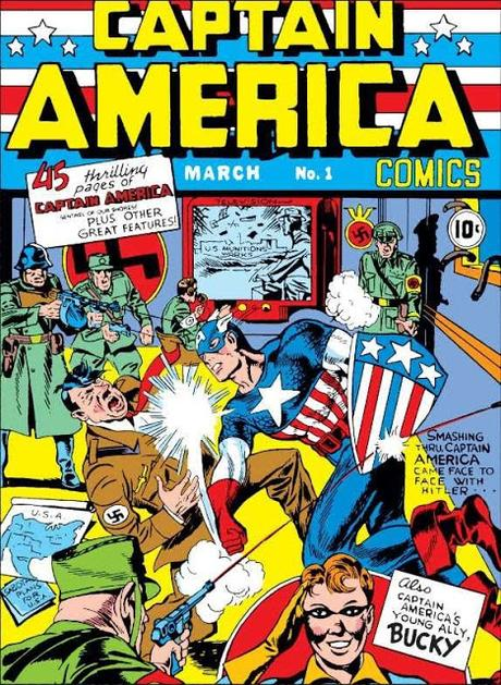 Looking For Captain America In London – Part One