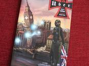 Cartoon Comic Book London: WWII History Über