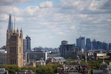 The Monday #Photoblog… The View From Westminster Cathedral