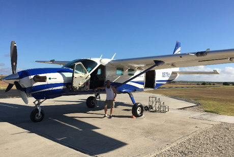 Featured Jump Pilot - Daniel with Skydive San Marcos