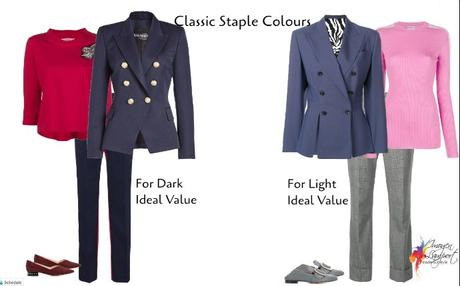 Style Rules for Building a Wardrobe of Classic Staples When You Have a Light Ideal Value
