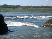 CANADA'S FUNDY: Where Whitewater Rapids Rush River, Guest Post Caroline Hatton