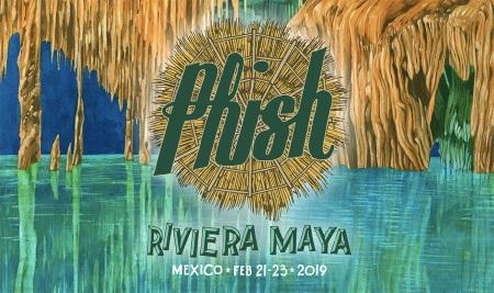Phish: Riviera Maya 2019 Feb 21-23