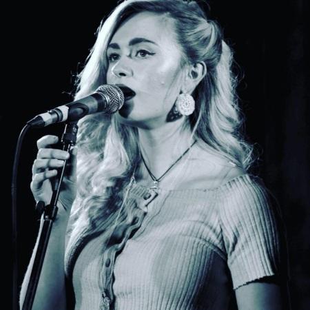 Sara Ryan: raising funds for her debut album