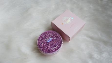 Review | Peripera Pearly Night Inklasting Lavender Cushion #3 Sand