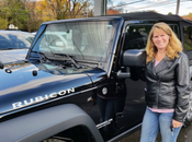 Jeep Therapy Helped Through Silent Struggle