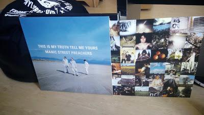ALBUM: Manic Street Preachers - This Is My Truth Tell Me Yours revisited 20 years on