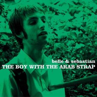ALBUM: Belle And Sebastian - The Boy With The Arab Strap (1998)