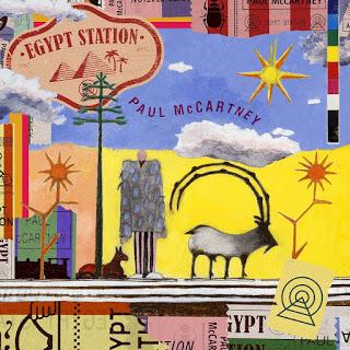 ALBUM: Paul McCartney - Egypt Station (2018)