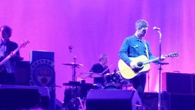 REVIEW: Noel Gallagher's High Flying Birds/Paul Weller at the Bristol Downs Festival, 01/09/2018