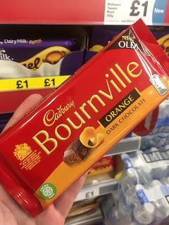 Cadbury Darkmilk, Bournville Orange, Lindor Mint etc (Spotted In Shops)
