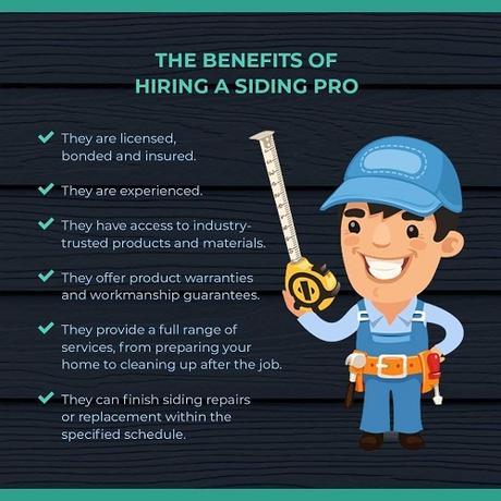 Siding Repair and Replacement: DIY vs. Hiring a Pro