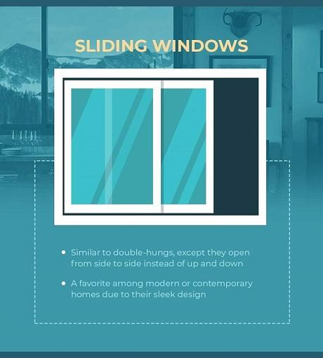 Aesthetics and Ventilation: The Beauty and Functionality of Bay and Sliding Windows