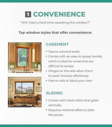 3 Reasons Style Matters When Choosing Replacement Windows
